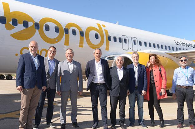 Flybondi sumó la ruta Córdoba - Corrientes