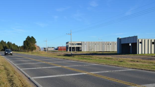 Parque Industrial Corral de Bustos
